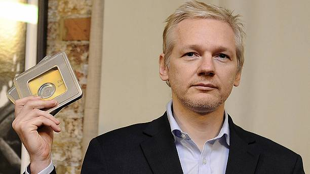 Wikileaks founder Assange 'arbitrarily' detained - UN panel ruling