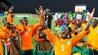 Latest FIFA rankings: Ivory Coast top of the continent