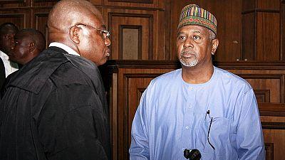 Nigeria : l'ancien conseiller à la sécurité toujours en détention