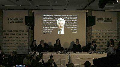 """Assange: Decisão da ONU é """"vinculativa"""""""