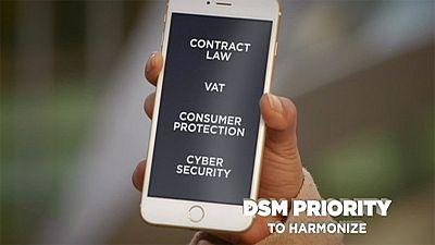 Conectando el mercado único digital europeo