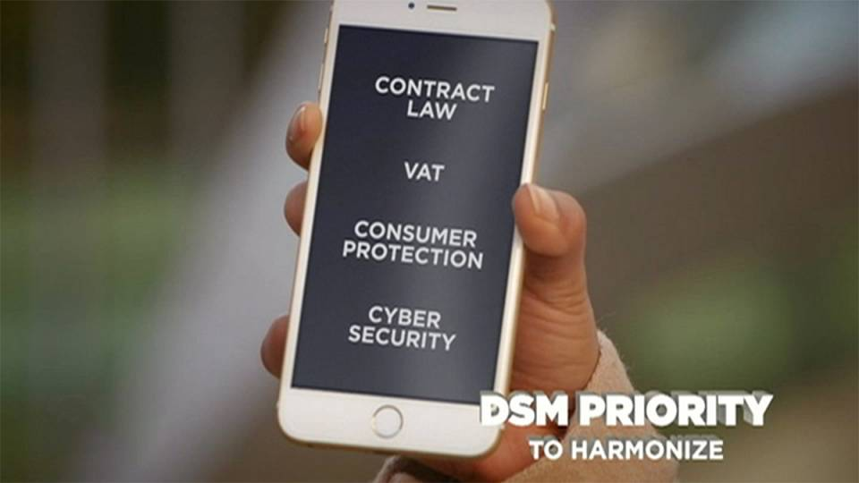 So soll der digitale Binnenmarkt Europas Online-Handel fit machen