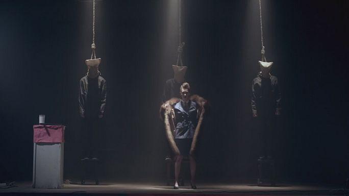 """""""Чайка"""" - новый клип Pussy Riot"""