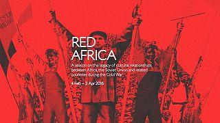 Londres : exposition Afrique-URSS