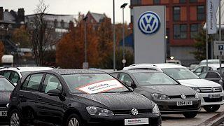 """""""Дизельный скандал"""" помешал Volkswagenвыпустить годовой отчет"""