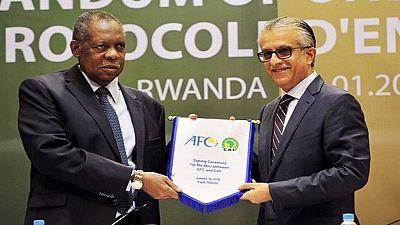 Présidence FIFA : la CAF supportera Cheikh Salman