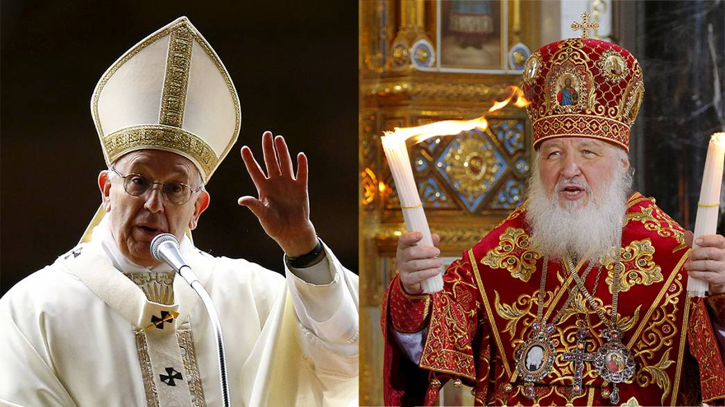 Kirchengipfel auf Kuba: Patriarch und Papst vereinbaren Zusammenkunft