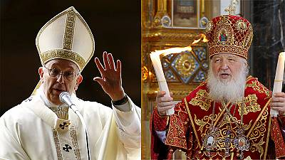East meets West: Patriarch Kirill and Pope Francis to talk in Cuba