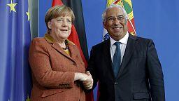 EU OK's Portuguese government's spending plans