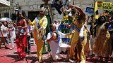 Coup d'envoi du Carnaval au Brésil, malgré la menace Zika