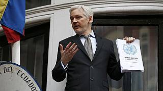 UN panel decision is 'a victory that cannot be denied' - Wikileaks' Assange