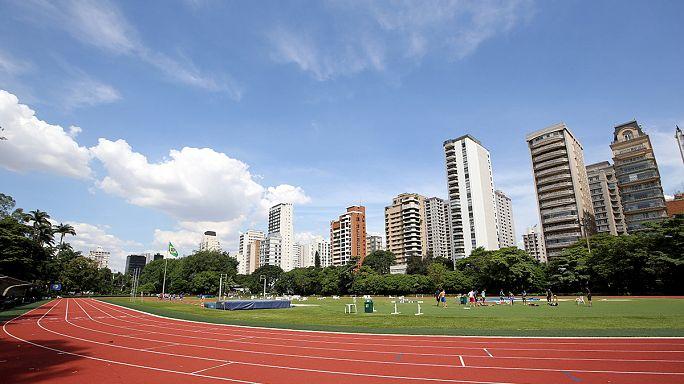 Brasil em crise a seis meses dos Jogos Olímpicos
