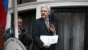 Assange menace de lancer des procédures judiciaires contre le Royaume-Uni et la Suède