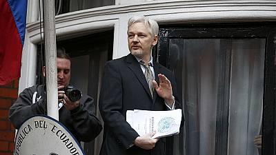 Julian Assange warns of 'consequences if detention continues'