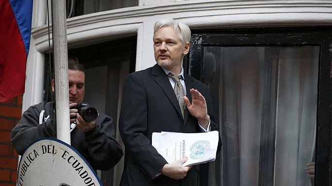 Assange: történelmi győzelem az ENSZ-állásfoglalás