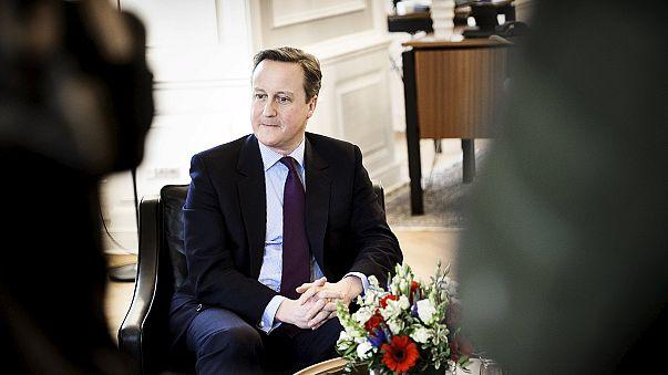 Членство Великобритании в ЕС: Кэмерон обсуждает проект соглашения
