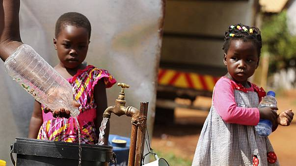 Súlyos aszály Zimbabwéban