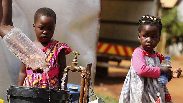 В Зимбабве из-за засухи объявлен режим чрезвычайной ситуации