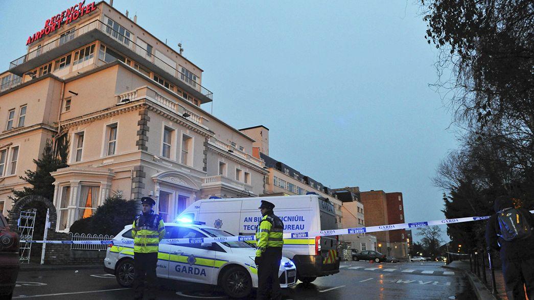 Gunmen shoot dead 1, injure 2, at Dublin boxing event