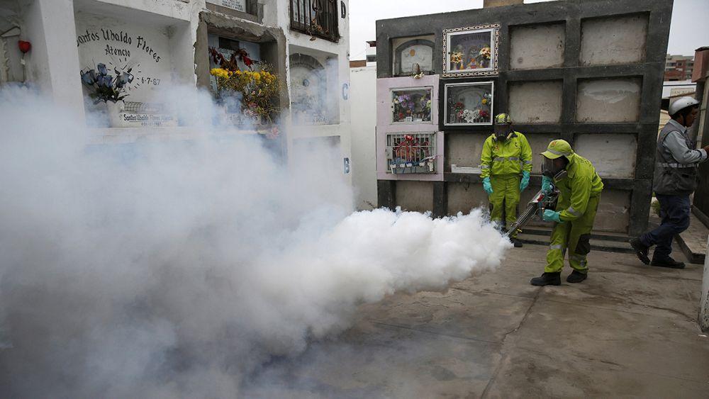 Колумбия: новые последствия лихорадки Зика
