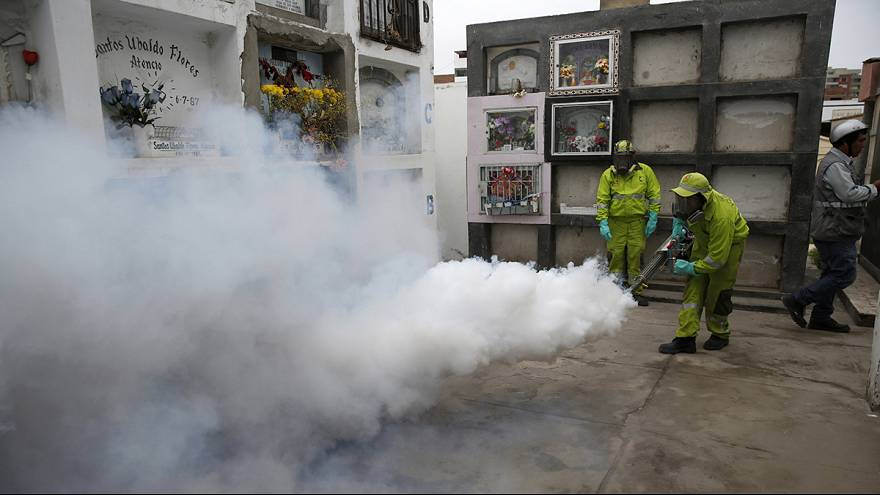 Vírus Zika: Colômbia confirma morte de 3 pessoas infetadas