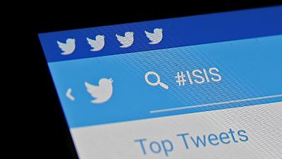 Twitter deactivates 125,000 ISIS accounts