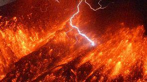 Spektakuläres Video zeigt Ausbruch des Vulkans Sakurajima in Japan