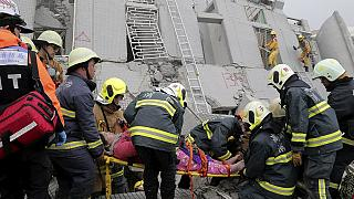 Tremblement de terre meurtrier à Taïwan