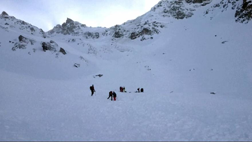 Five killed in 'massive' avalanche in Austrian Alps