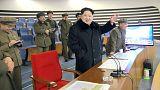كوريا الشمالية تطلق صاروخا بعيد المدى ومجلس الامن يعقد اجتماعا طارئا