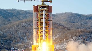 S Korea denounces N Korea rocket launch as 'unacceptable provocation'