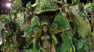 Brazil's biggest party underway