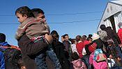 More problems at FYROM-Greek border slows refugees' journey north