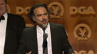 'The Revenant' director Inarritu scoops DGA award, as Oscars near