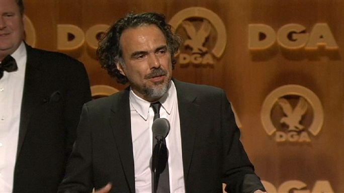 """جائزة رابطة المخرجين الأميركيين لأفضل مخرج تعود إلى فيلم """"العائد"""""""