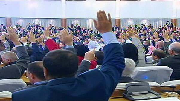 Cezayir'de yeni anayasa paketi meclisten geçti