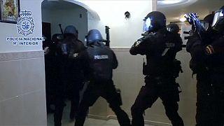 إسبانيا : إعتقال 7 أشخاص لإشتباه بإرتباطهم بداعش