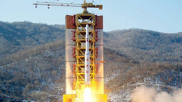 UN condemns North Korean rocket launch