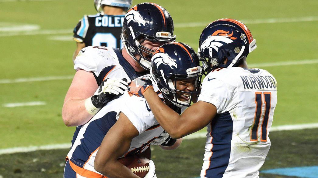 Super Bowl: Denver Broncos bezwingen Carolina Panthers