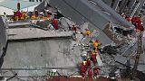 Тайвань: через двое суток после землетрясения удается найти выживших
