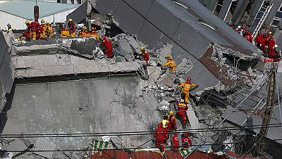 Taiwan, altre due persone estratte vive dalle macerie