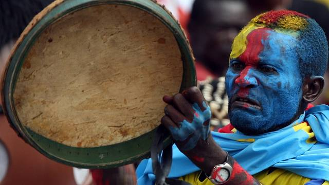 DRC parties hard as fans celebrate nation's CHAN 2016 victory