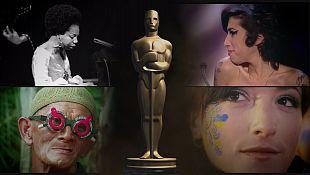 """""""ايمي واينهاوس"""" و""""نينا سيمون"""" في طريق الفوز بجائزة أوسكار أفضل فيلم وثائقي"""