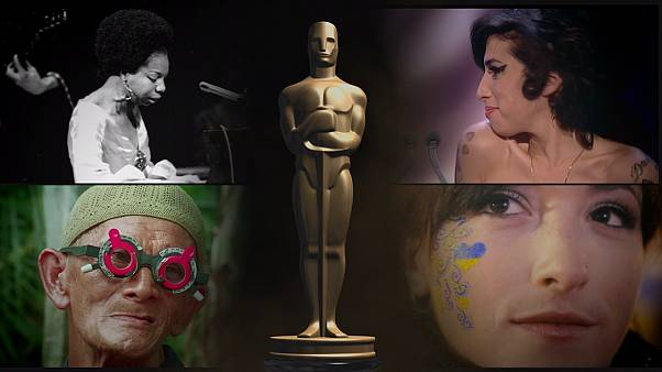 Os cinco nomeados para o Óscar de melhor documentário. Qual é o favorito?