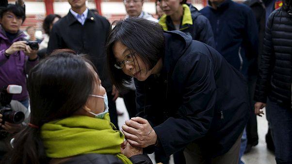 نجات دو نفر بعد از گذشت ۴۸ ساعت از زلزله تایوان
