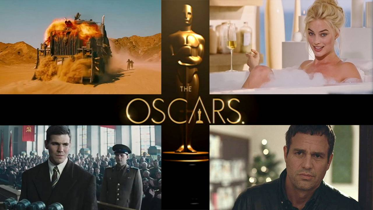 Όσκαρ 2016: Οι βασικοί διεκδικητές για το Όσκαρ καλύτερης ταινίας