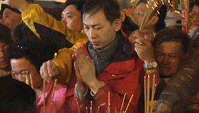 nocomment: Véspera do ano novo chinês em Taiwan