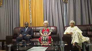 Jocelyn Elliott de retour au Burkina après sa libération