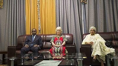 Burkina Faso: Australian kidnapped woman arrives in Ouagadougou