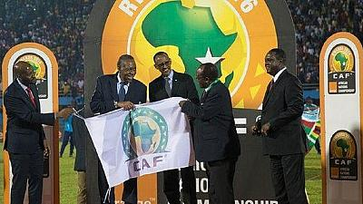 CAF officially hands Kenya CHAN 2018 hosting mantle